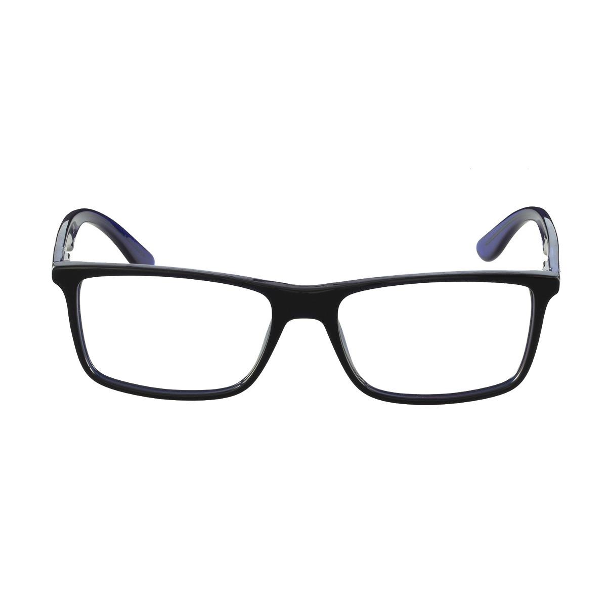 ffdc49c766439 Óculos De Grau Masculino Carrera Casual Preto - R  450,00 em Mercado ...