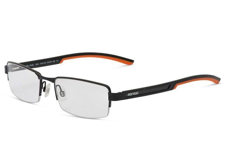 Óculos De Grau Masculino Mormaii Preto Mo1641 040 Tam.54 - R  349,00 ... b53b620336