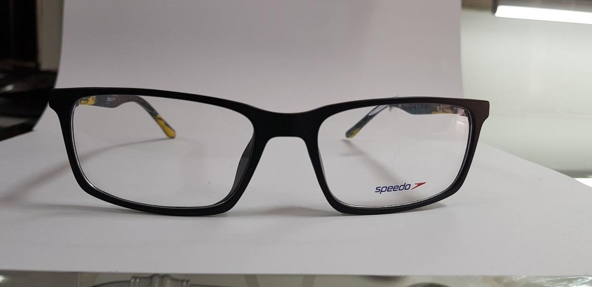 fe337d003fadf Óculos De Grau Masculino Speedo 360° Sp6080il A02 - 02 - R  280,00 ...