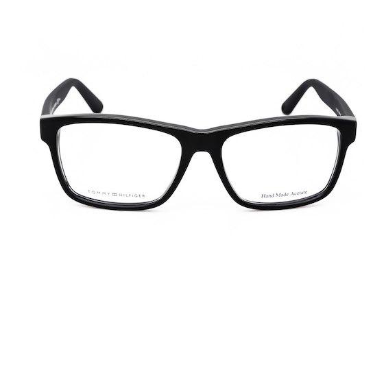7deeb354c Oculos De Grau Masculino Tommy Marca De Grife Armação Preta - R$ 158 ...