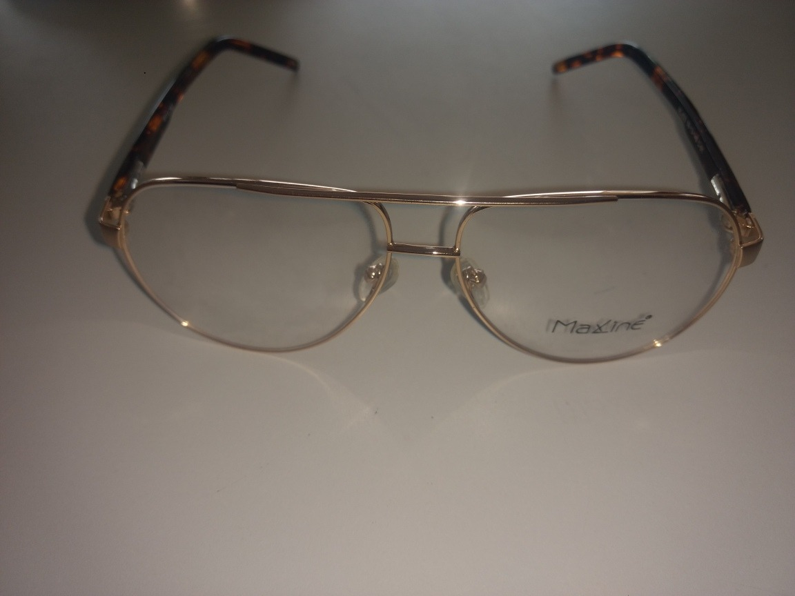 b7affc5b1 Óculos De Grau Modelo Aviador. - R$ 180,00 em Mercado Livre