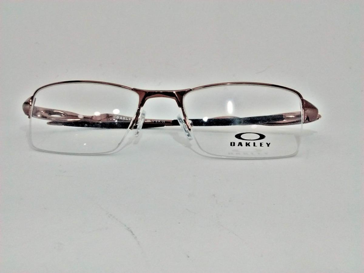 0398375e6 Óculos De Grau Oakley 0ºgrau Óculos De Descanso - R$ 139,99 em ...
