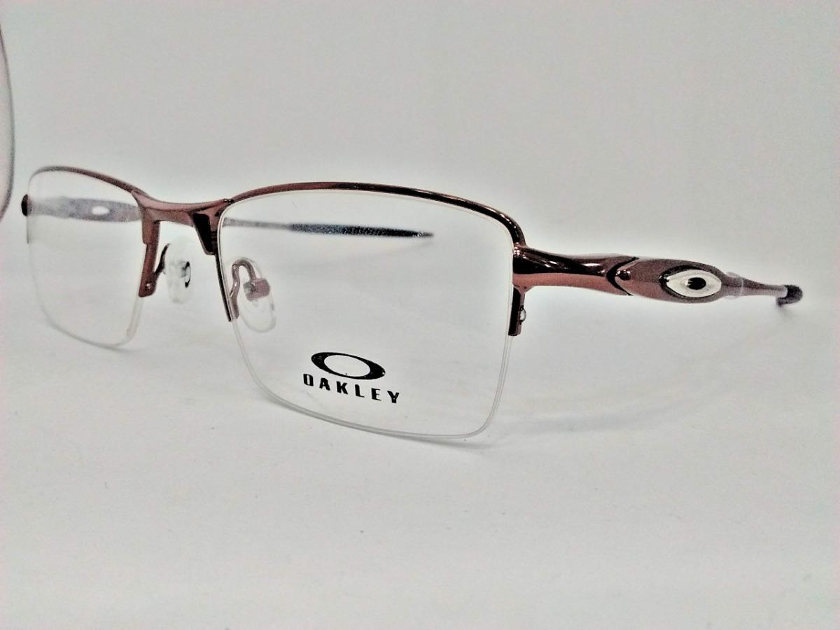 c52f89150 Óculos De Grau Oakley 0ºgrau Óculos De Descanso - R$ 139,99 em ...