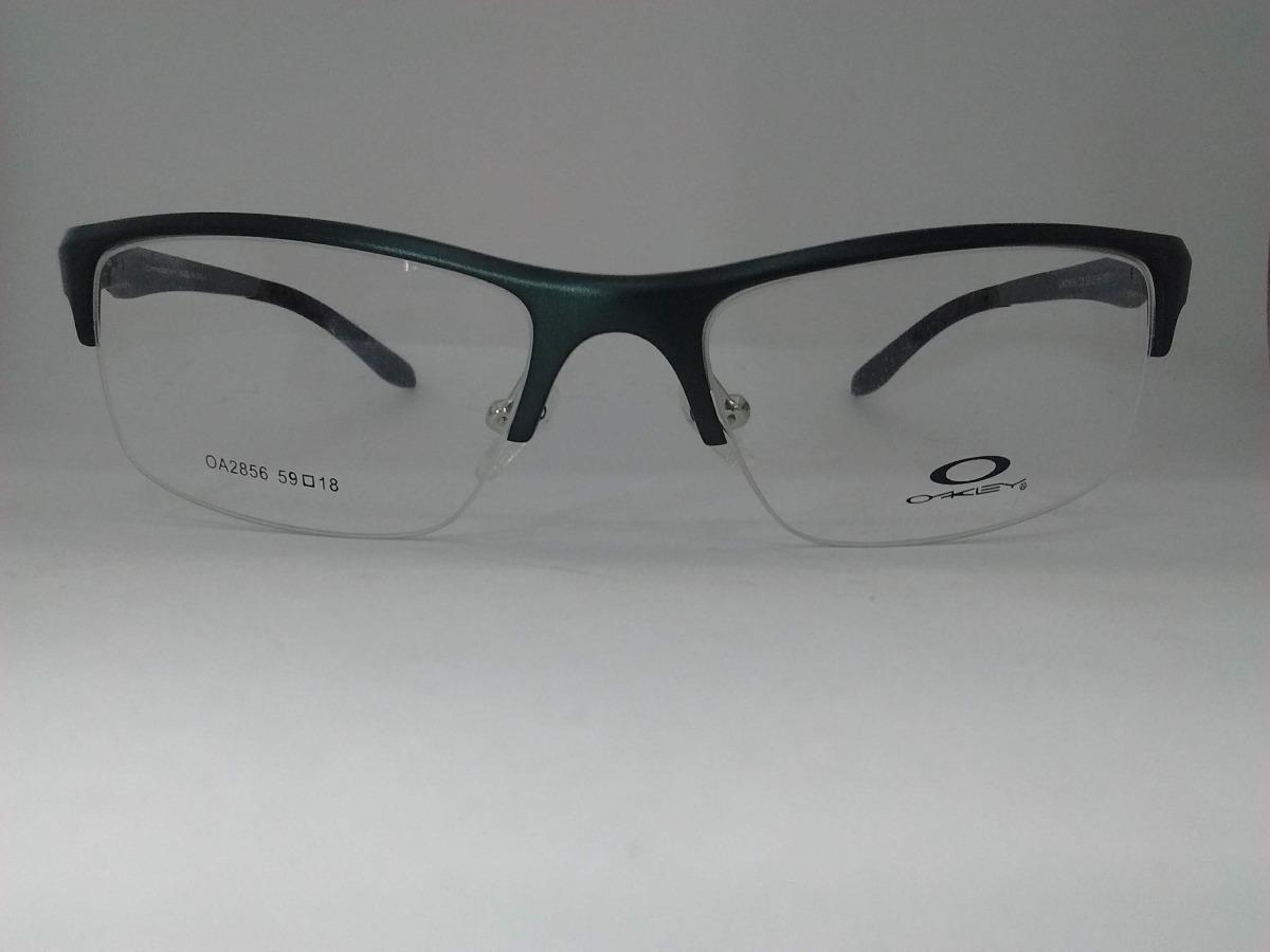 20356163bc7bb Óculos De Grau Oakley 0ºgrau Óculos De Descanso Oakley 2018 - R  139 ...