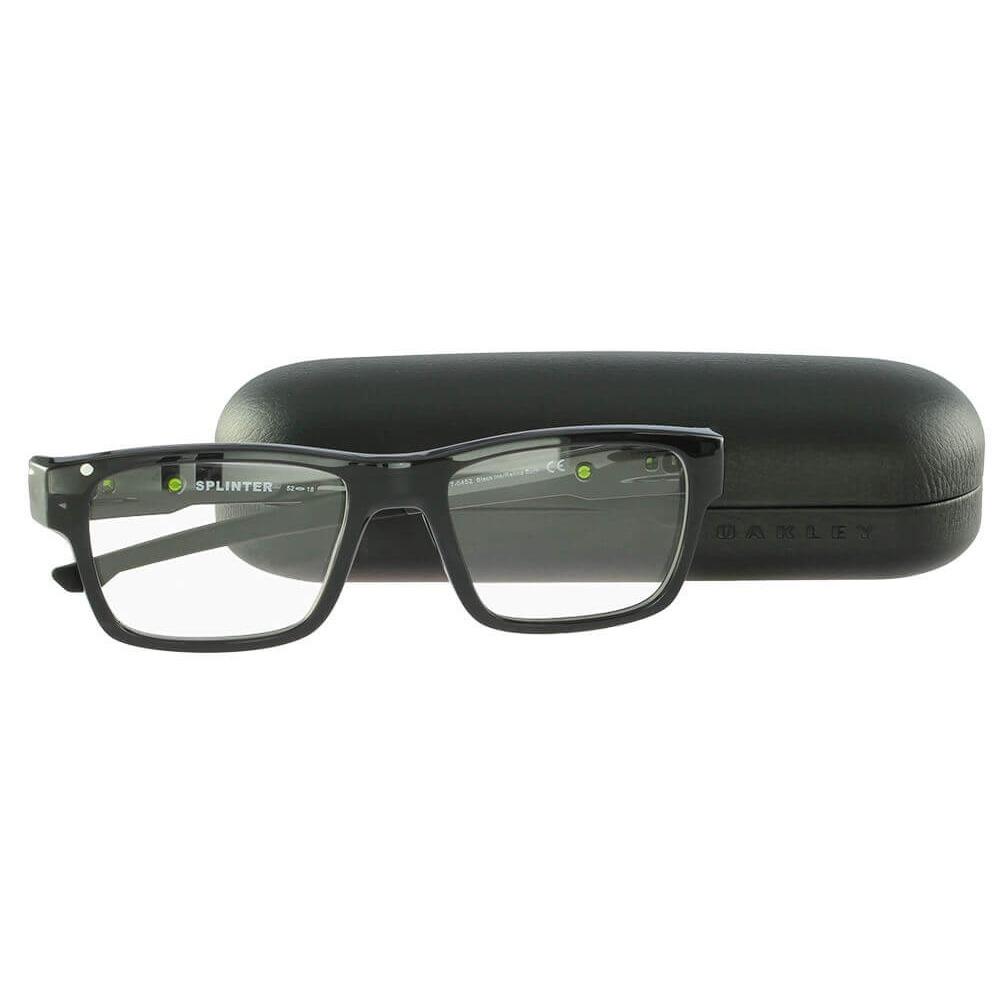 f36e699d37304 óculos de grau oakley casual preto. Carregando zoom.