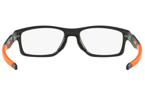 c4089cc72ac8f Óculos De Grau Oakley Crosslink Mnp 0ox8090 01 53 Preto - R  472