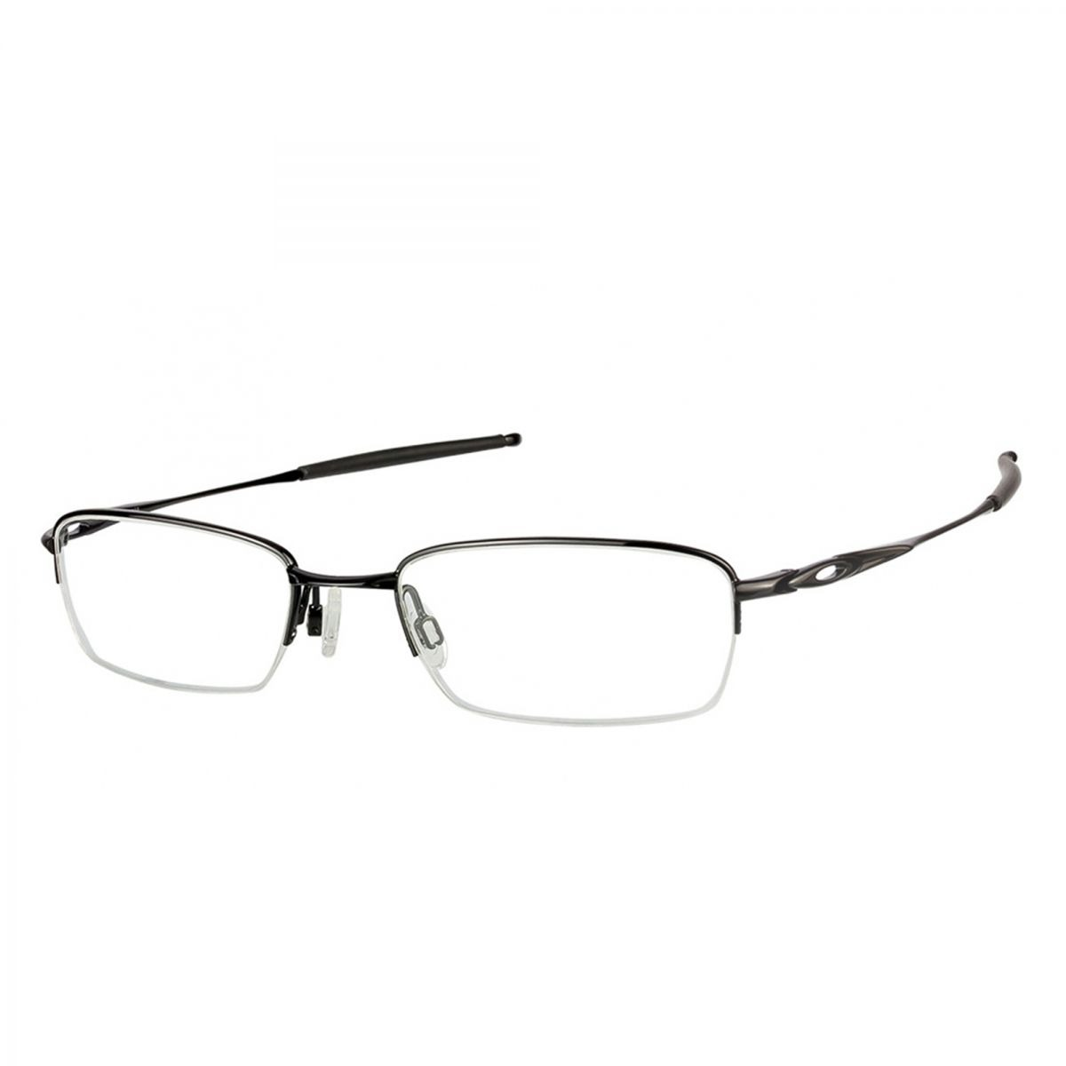35f47211dee5b Óculos De Grau Oakley Ox3133-02 53x19 140 - R  283,10 em Mercado Livre