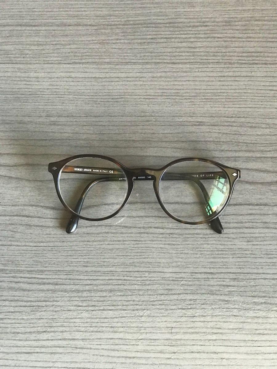 b4be6e031 Óculos De Grau Original Giorgio Armani - R$ 1.350,00 em Mercado Livre