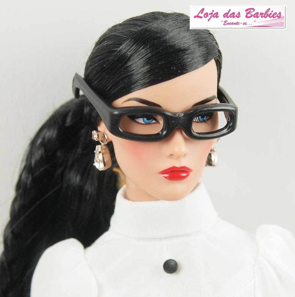 94389e826d9d2 Óculos De Grau Para Boneca Barbie Susi Ken Novo Original - R  12,00 ...