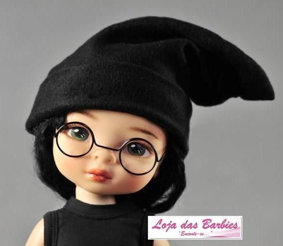 b6dea6fbe Óculos De Grau Para Boneca Kelly Barbie Pure Neemo Susi Ken - R$ 19,00 em  Mercado Livre