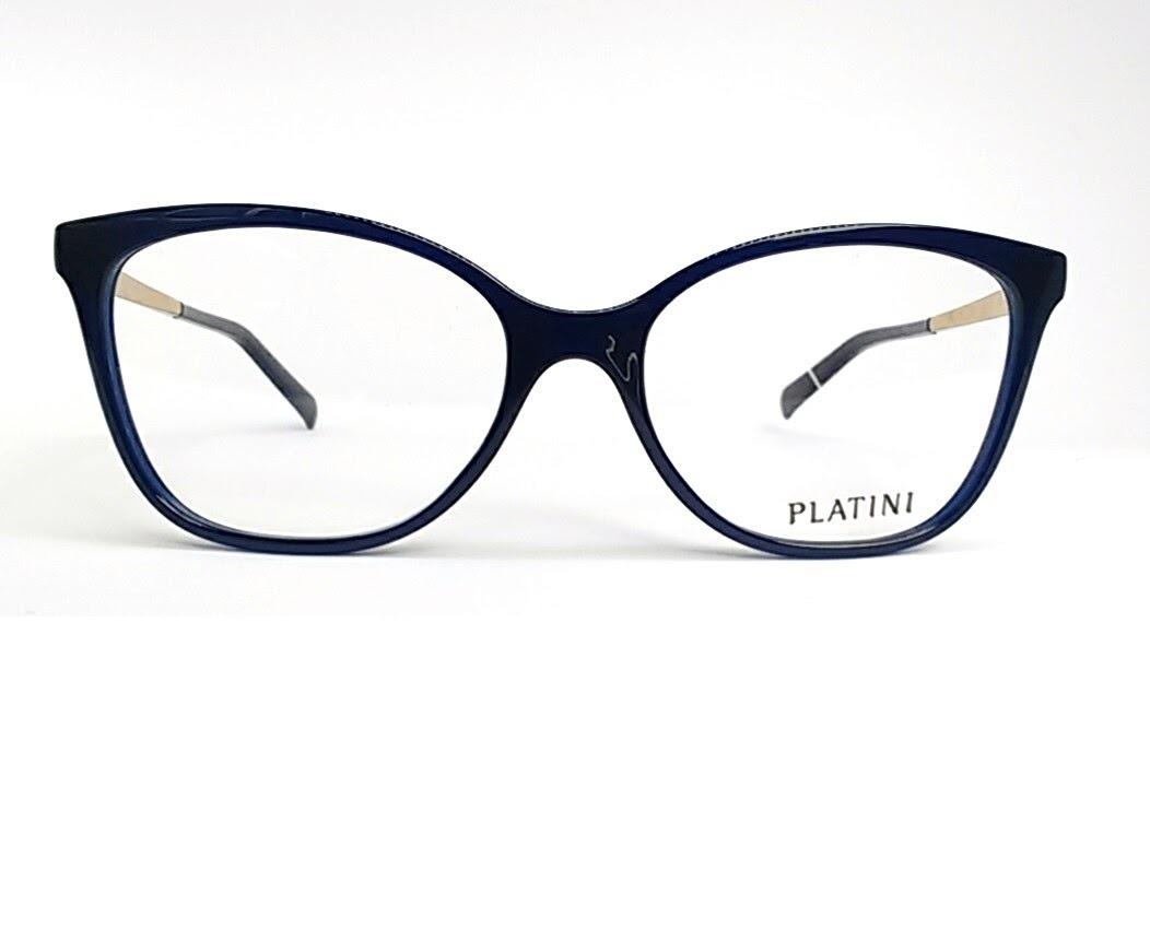 389aee4bc2fa0 Óculos De Grau Platini Feminino P93131 E681 5