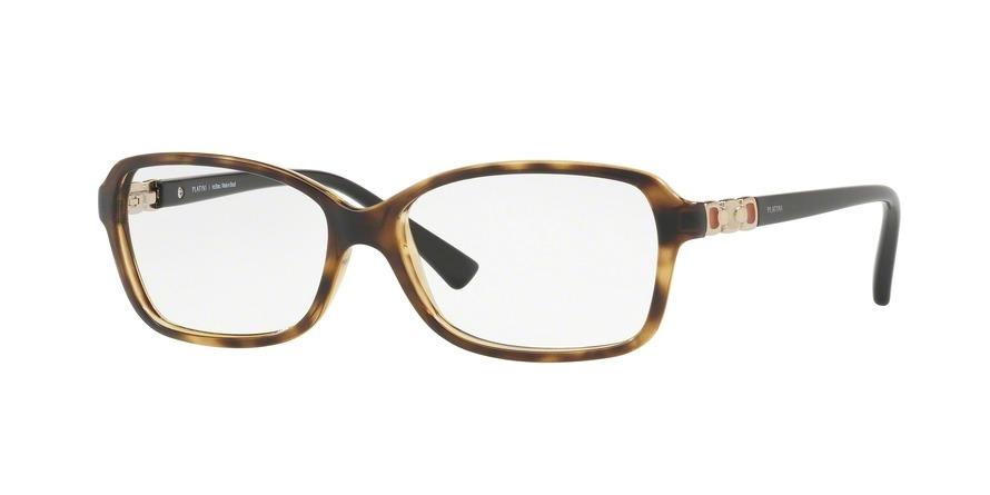 Carregando zoom... óculos de grau platini p93140 f211 tartaruga lente tam 53 d16fa4dc73