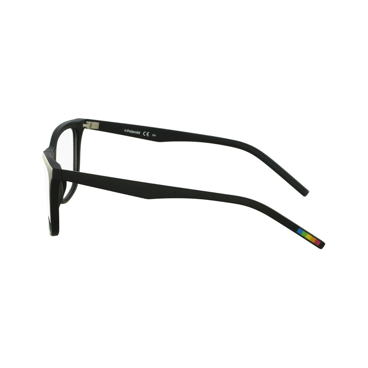 593f0cedb8fd7 óculos de grau polaroid casual preto 31526000. Carregando zoom.