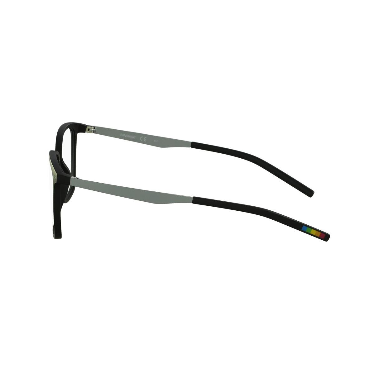 32f6199dd5d9c óculos de grau polaroid casual preto. Carregando zoom.