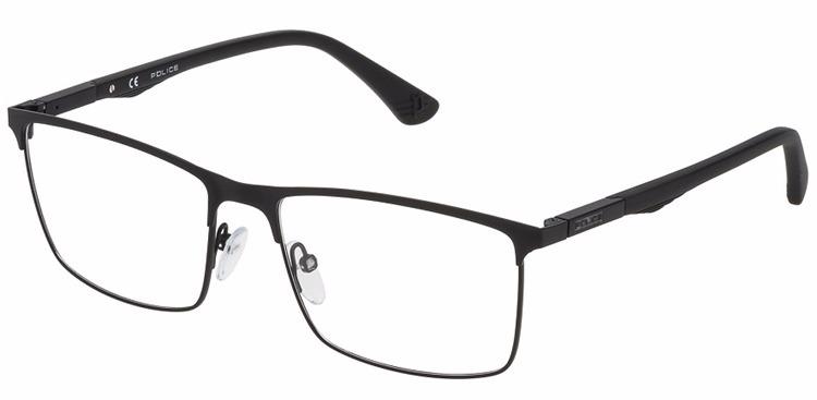 d05ab1256d92d Óculos De Grau Police Brooklyn 5 Vpl394 0531 - R  605,90 em Mercado Livre