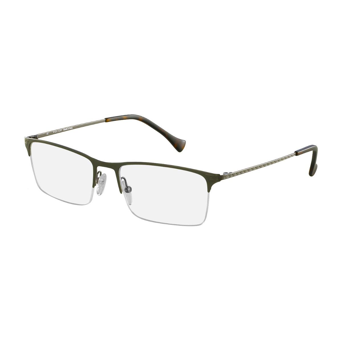 Óculos De Grau Police Clássico Cinza - R  616,00 em Mercado Livre 74a36c1f60