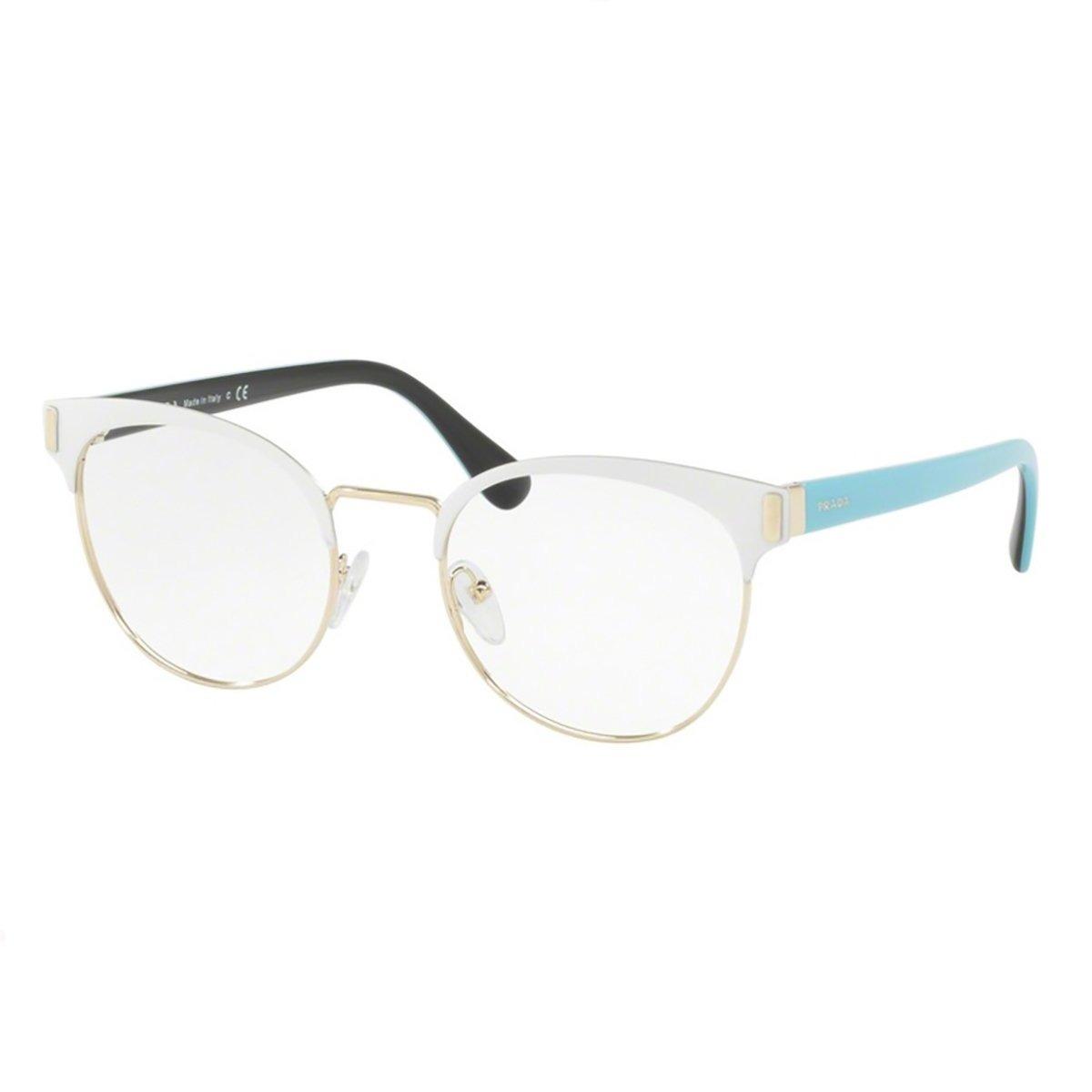 Óculos De Grau Prada   Cor  Vpr63t Vic-1o1 Vpr63t Vic-1o1 - R  910 ... b263e236e4