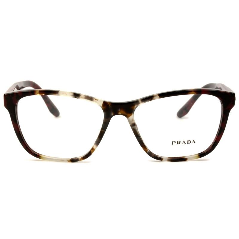 cb3d1d5bb óculos de grau prada journal vpr04t u6k-1o1 54 - nota fiscal. Carregando  zoom.