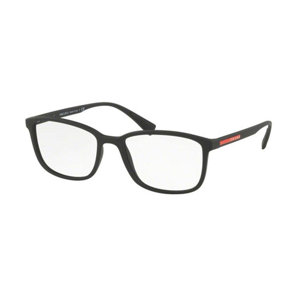 óculos de grau prada linea rossa ps04iv dg0-1o1 55x18 140. Carregando zoom. 3beeb60f2c