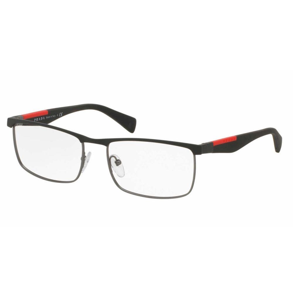 óculos de grau prada linea rossa ps54fv qfp-1o1 55x17 140. Carregando zoom. 57551d7294