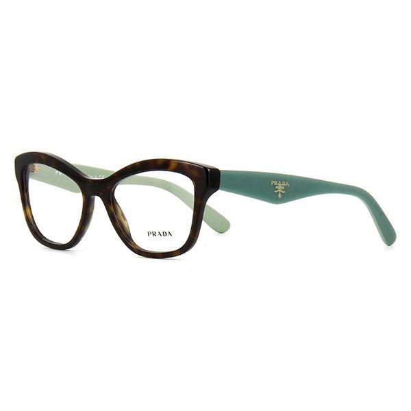 6773a1b81dbe0 Óculos De Grau Prada Pr29rv 2au-1o1 54x17 140 - R  615,60 em Mercado ...