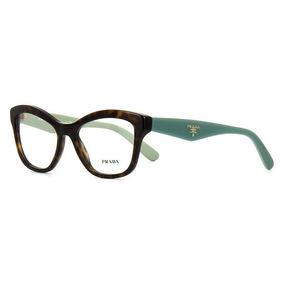 a99cf5092 Óculos Grau Prada Gatinho no Mercado Livre Brasil