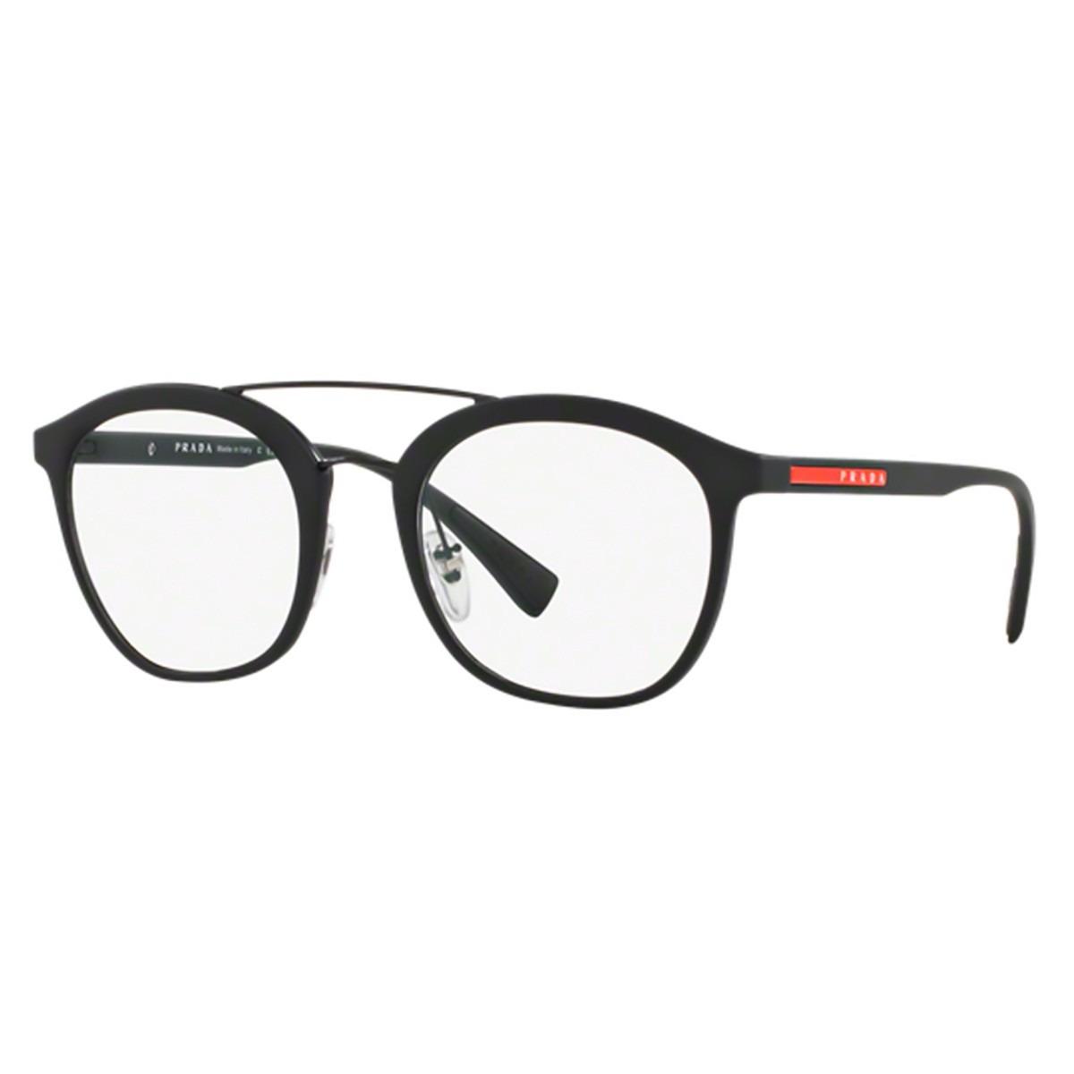 5ee43d73f Óculos De Grau Prada Sport Vps02h Dg0-1o1 - R$ 718,00 em Mercado Livre