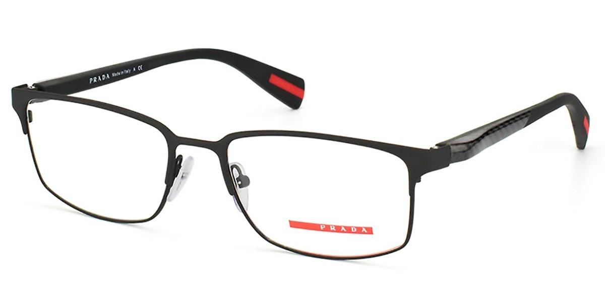448710eb8 Óculos De Grau Prada Sport Vps50f Dg0-1o1 - R$ 978,00 em Mercado Livre