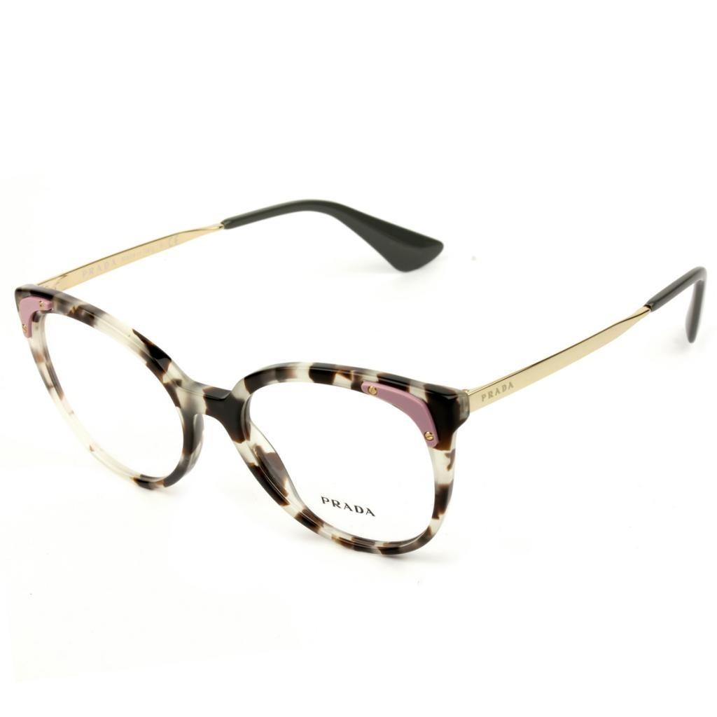 181c774852d75 Óculos De Grau Prada Vpr 12u Uao-1o1 53 - Nota Fiscal - R  849