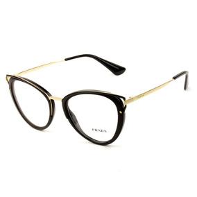 3c3ee61f9 Oculos Prada Vpr 180 no Mercado Livre Brasil