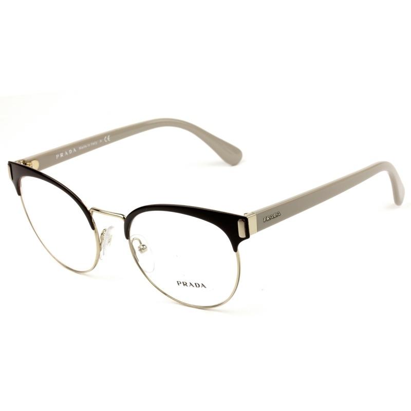 Óculos De Grau Prada Vpr 63t Dho-1o1 52 - Nota Fiscal - R  849,15 em ... 508083739e