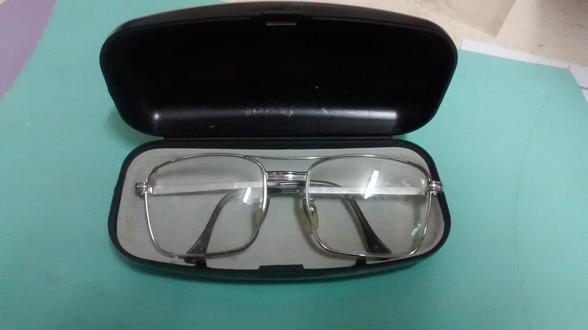 Oculos De Grau Prateado - Ótica Diniz - R  33,00 em Mercado Livre 74654468be