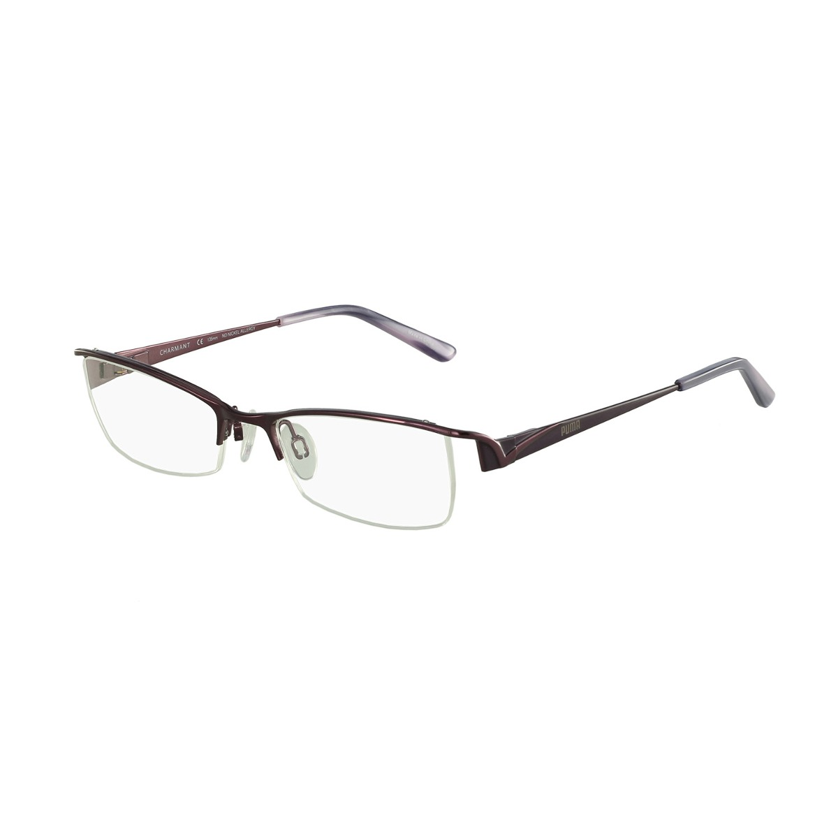 4987b4483 Óculos De Grau Puma Clássico Rosa 19167 - R$ 189,00 em Mercado Livre