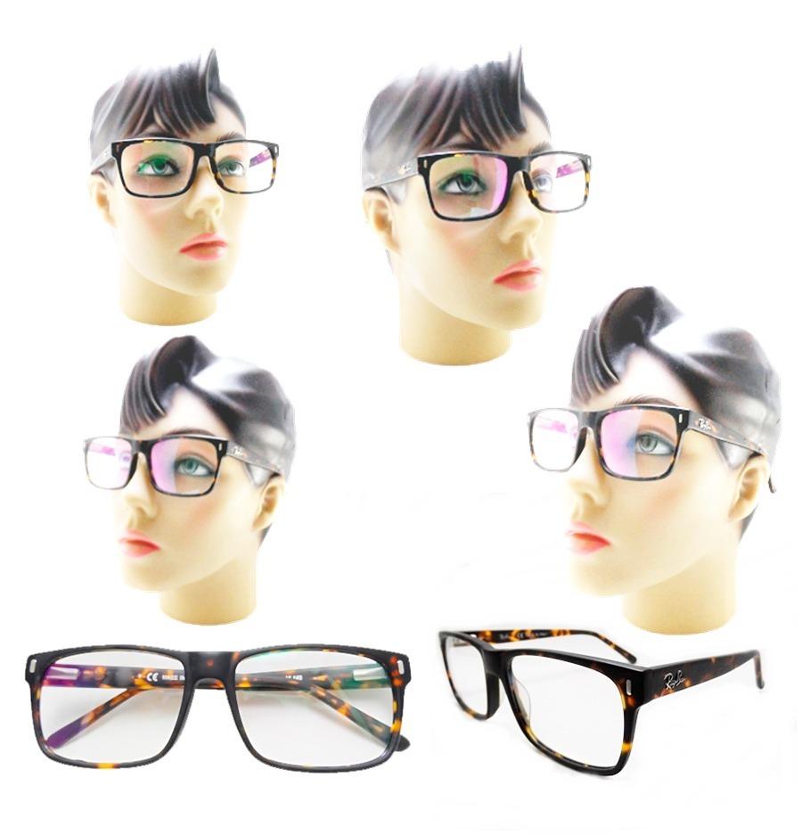 4aa585acd oculos de grau quadrado feminino p/ rosto redondo oval 2018. Carregando  zoom.
