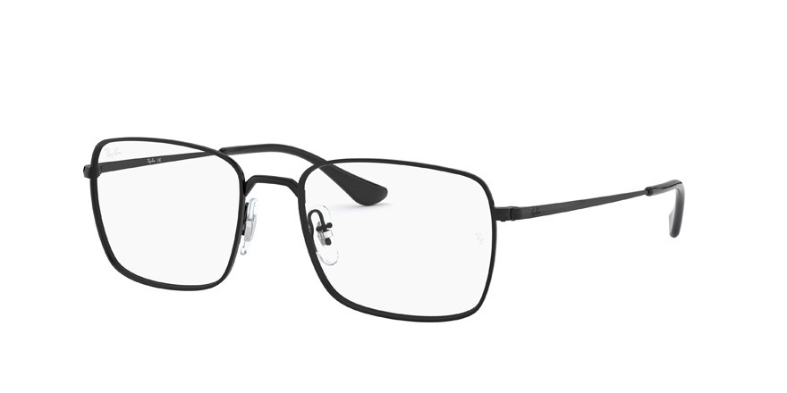 7b2b78823 Óculos De Grau Ray Ban Rb 6437 2509 Preto - Original - R$ 349,00 em ...