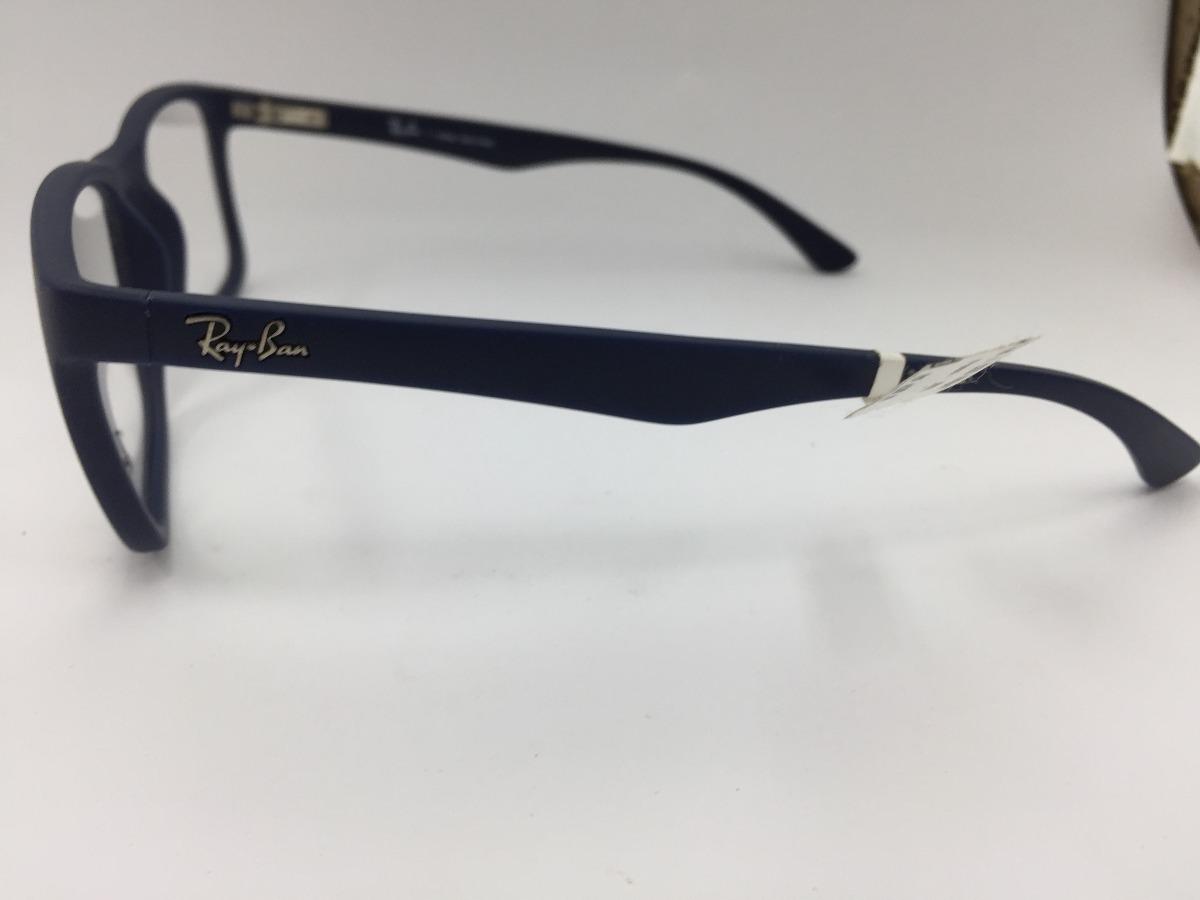 894e482a1 Oculos De Grau Ray Ban Rb 7027l 5412 54 Original - R$ 319,00 em ...