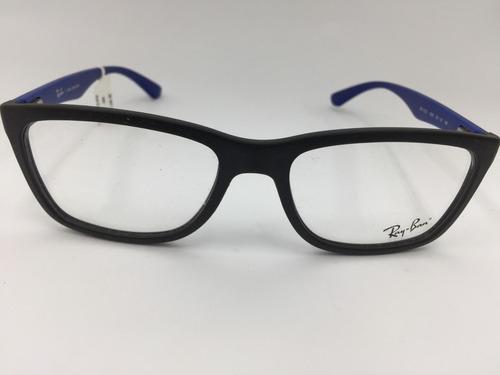 e75b236e1 Oculos De Grau Ray Ban Rb 7027l 5565 56 Original - R  335