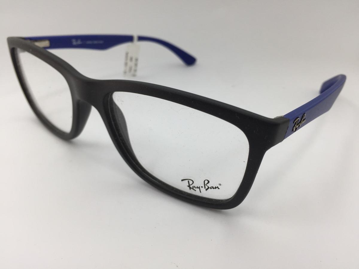 e9134b2c7 oculos de grau ray ban rb 7027l 5565 56 original. Carregando zoom.