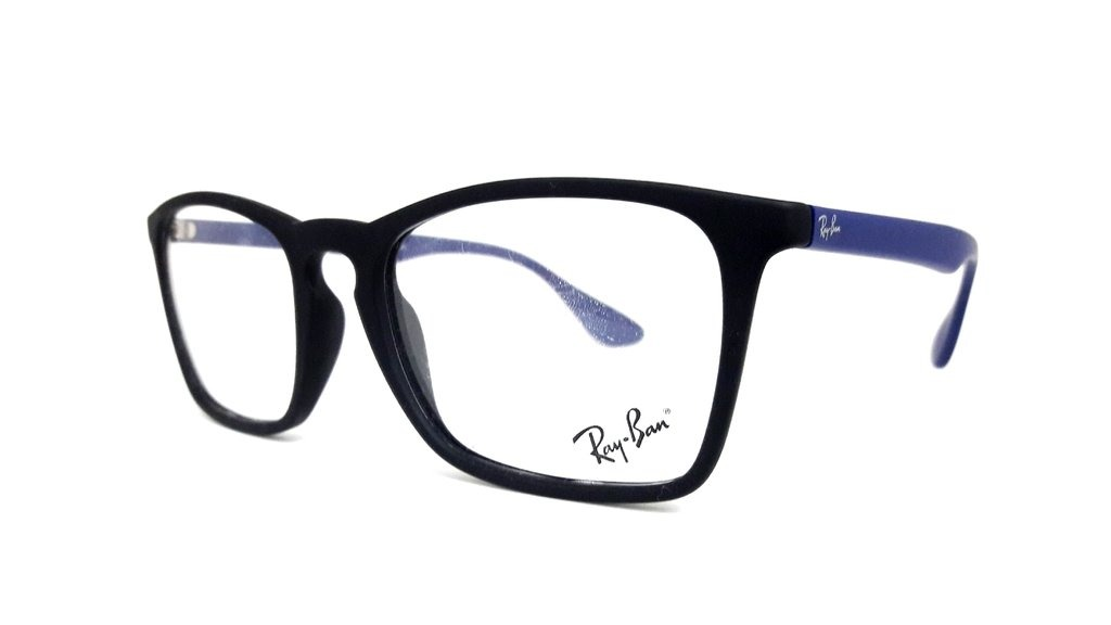 047219269d546 Óculos De Grau Ray Ban Rb 7045l 5663 - R  460,67 em Mercado Livre