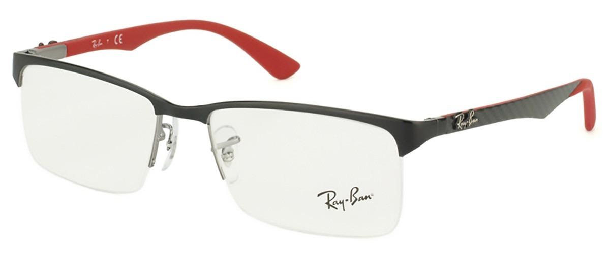 454a81582 Óculos De Grau Ray Ban Rb8411 2509 - R$ 538,00 em Mercado Livre