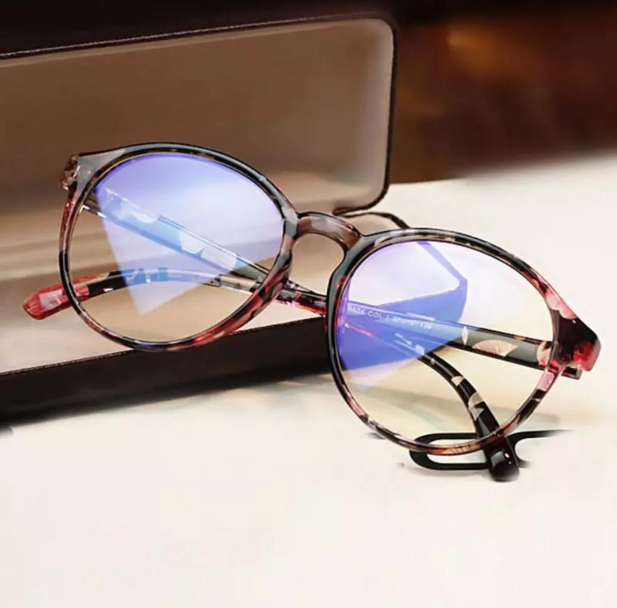 óculos de grau receituário armação estampado retrô vintage. Carregando zoom. dbecaeace8