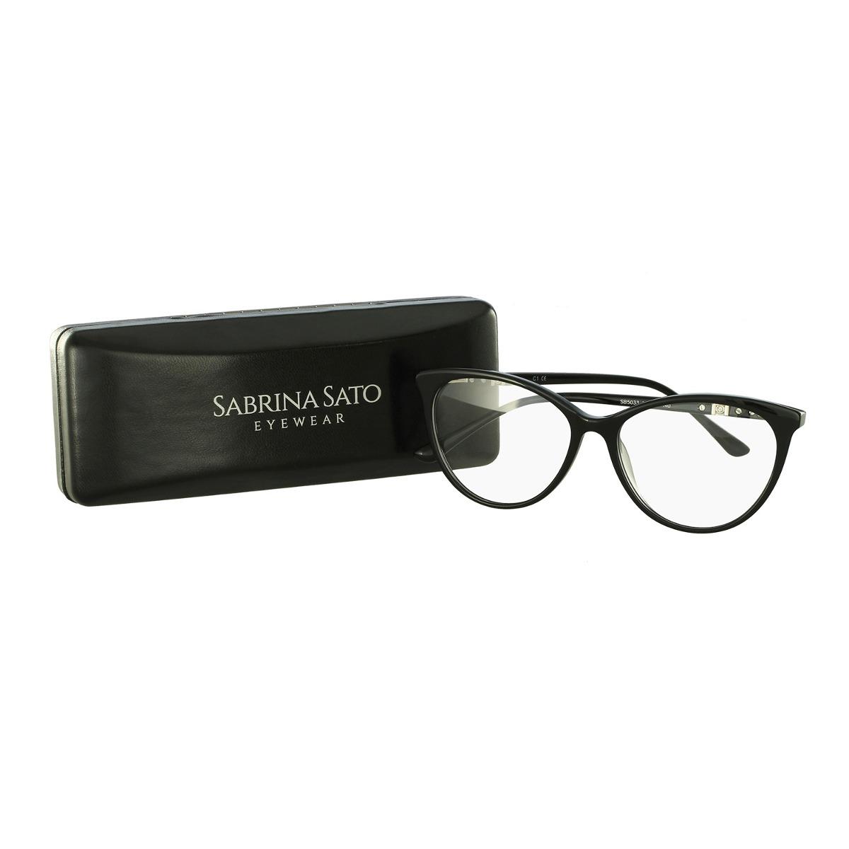 Óculos De Grau Sabrina Sato Gatinho Preto - R  350,00 em Mercado Livre b920f2d95f