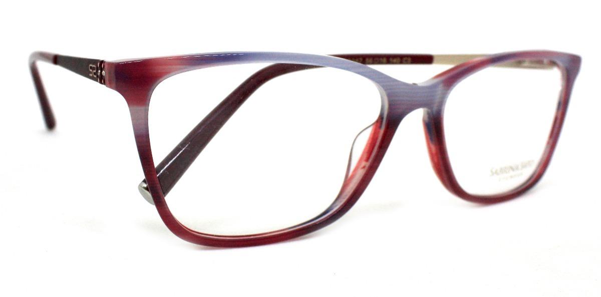a886f2ce9 óculos de grau sabrina sato ss387 acetato c3 lilas original. Carregando zoom .