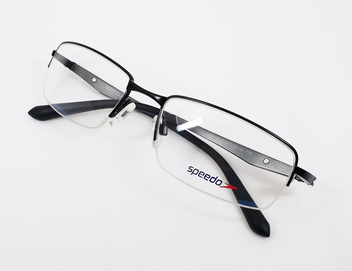 2dd4b178a Óculos De Grau Speedo Aluminium Sp1330 - Original - R$ 330,00 em ...