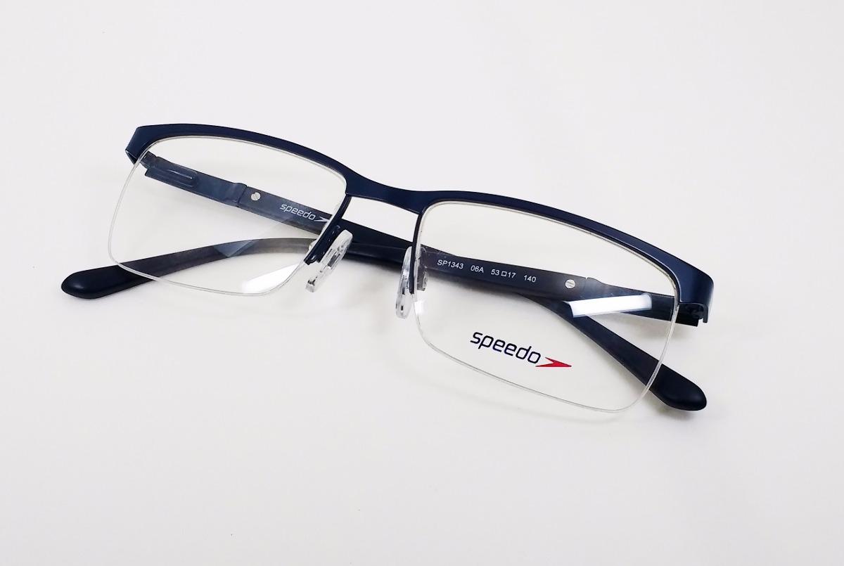 ba4d4bbc9 Óculos De Grau Speedo Aluminium Sp1343 - Original - R$ 270,00 em ...