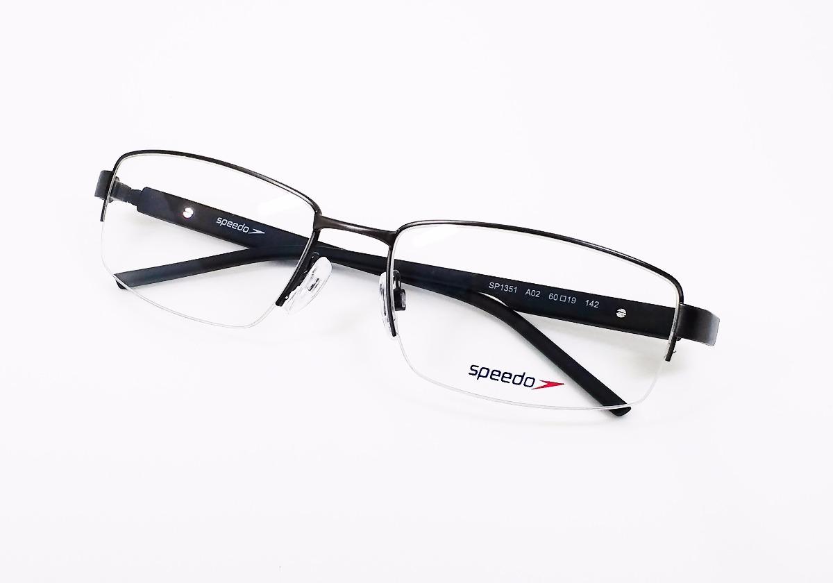 16c475906b476 Óculos De Grau Speedo Aluminium Sp1351 - Original - R  330,00 em ...