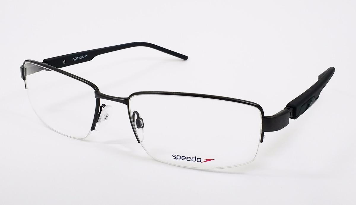 170a12b5f Óculos De Grau Speedo Aluminium Sp1351 - Original - R$ 330,00 em ...