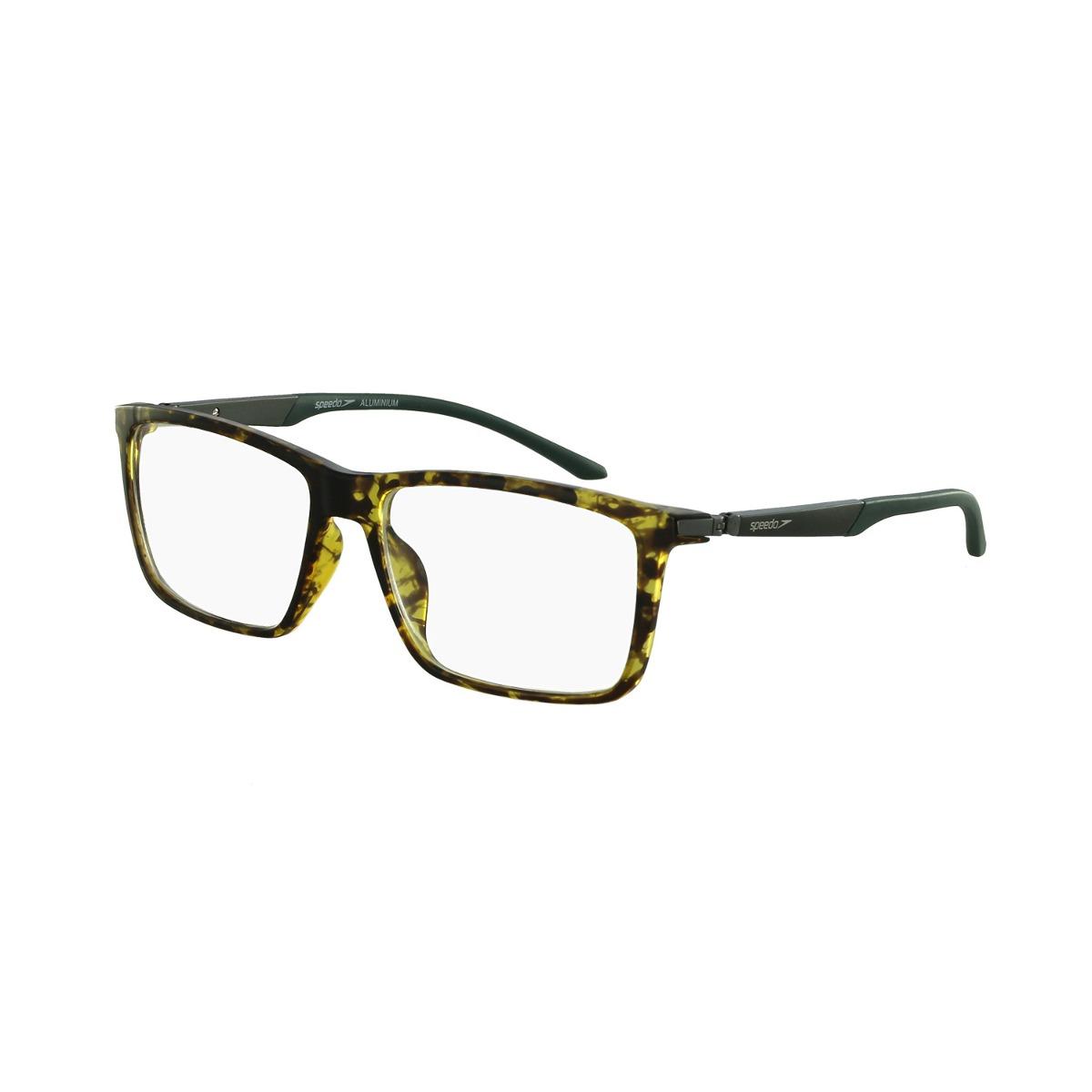 26347bbe46329 Óculos De Grau Speedo Casual Marrom - R  324,00 em Mercado Livre