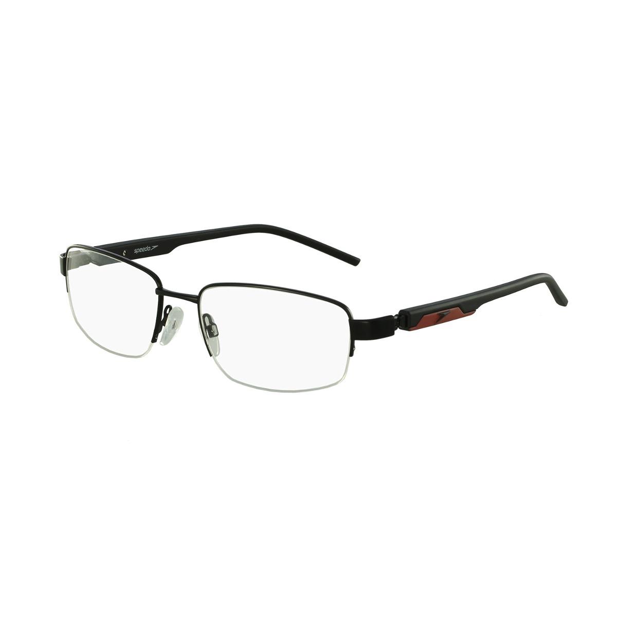 9b6c2ded1fd24 Óculos De Grau Speedo Esportivo Preto Asp2m03595 - R  387,00 em ...