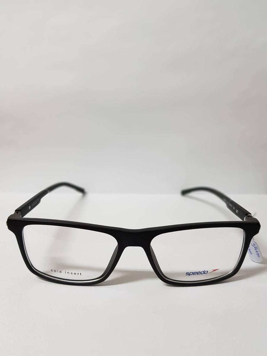 5395449faa56d Óculos De Grau Speedo Haste 360° Sp6087l A01  18 - R  282,00 em ...